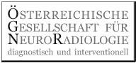 Logo ÖGNR - Österreichische Gesellschaft für Neuroradiologie